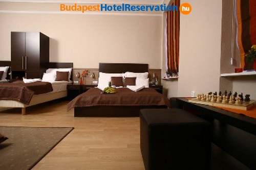 Central 21 Hotel Budapest
