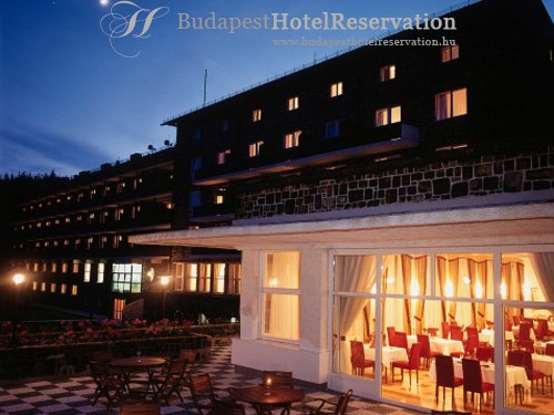 Grand Hotel Budapest Rezeption