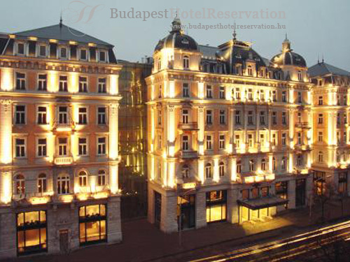 Grand hotel royal budapest for Hotel budapest