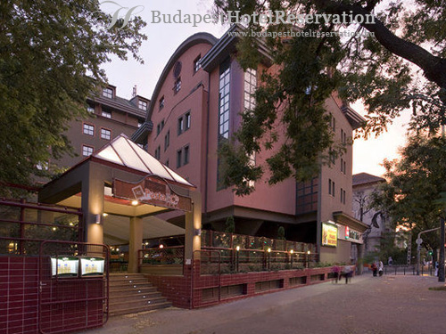 Ibis Heroes Square Hotel Budapest
