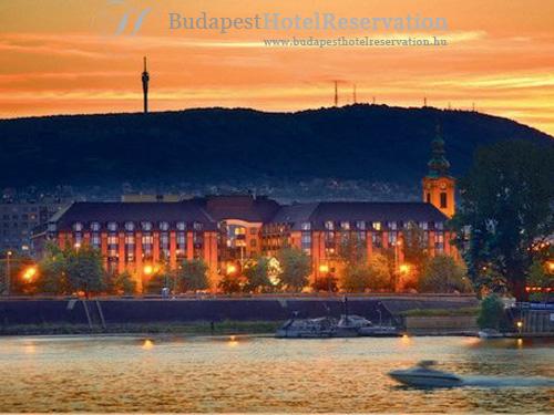 Aquincum hotel budapest former ramada plaza budapest for Hotel budapest